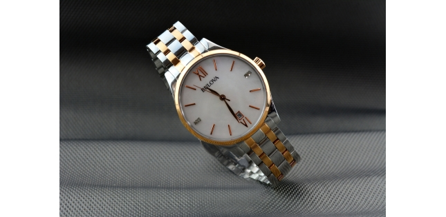 Bulova Ladies Diamante Galeria Assista
