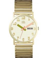 Orla Kiely OK4056 Ladies madison banhado a ouro pulseira relógio