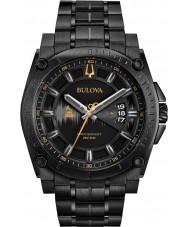 Bulova 98B295 relógio Precisionist Mens