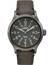 Timex TW4B01700 Mens analógico expedição elevado relógio marrom