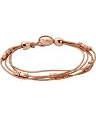 Fossil JA5799791 Moda Feminina de multi ouro rosa cadeia de punho