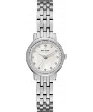 Kate Spade New York KSW1241 Senhoras mini-Monterey de aço pulseira de prata relógio
