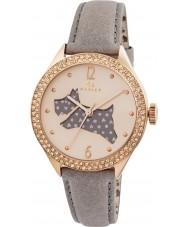Radley RY2206 Ladies pulseira de couro marsupial relógio com pedras