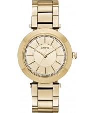 DKNY NY2286 Ladies ouro Stanhope banhado relógio pulseira