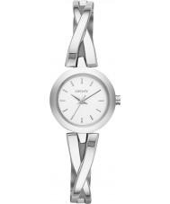 DKNY NY2169 Ladies crosswalk relógio de prata