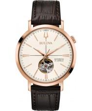 Bulova 97A136 Relógio automático para homens