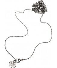 Edblad 116130171 cadeia longa de aço de prata Ladies charmentity