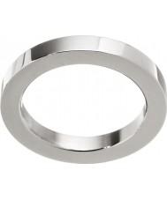 Edblad 3153441980-M Ladies Materia anel de aço fina - tamanho P (m)