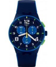 Swatch SUSN409 Relógio Bleu sur bleu