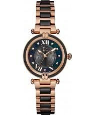 Gc Y18013L2 Relógio de cabos das senhoras