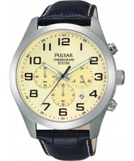 Pulsar PT3665X1 Relógio do esporte dos homens