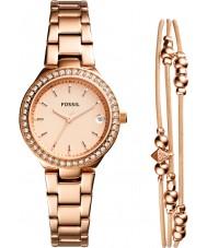 Fossil ES4337SET Ladies blane watch