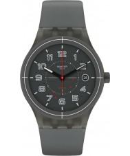Swatch SUTM401 Relógio Sistem da cinza