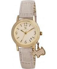 Radley RY2300 Ladies darlington caramelo relógio com pulseira de couro