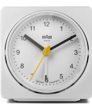Braun BNC011WHWH despertador Branco