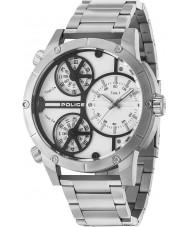 Police 14699JS-01M Relógio de cascavéis masculinos