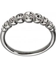 Edblad 2153441920-XS Ladies valência anel linha de aço brilhante - tamanho l (xs)