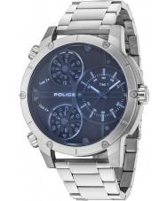 Police 14699JS-02M Relógio de cascavéis masculinos