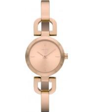DKNY NY8542 Ladies reade subiu relógio de ouro