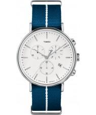 Timex TW2R27000 Relógio Fairfield