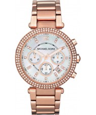 Michael Kors MK5491 Ladies parker relógio cronógrafo