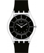 Swatch SFK361 Skin - relógio requinte preto