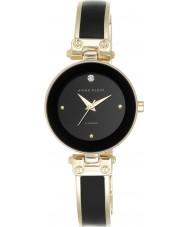 Anne Klein AK-N1980BKGB Ladies Clarissa Watch