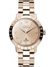 Vivienne Westwood VV152RSRS Relógio de senhorita Bloomsbury