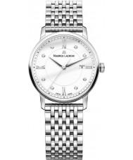 Maurice Lacroix EL1094-SS002-150-1 Ladies Eliros prata relógio pulseira de aço