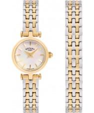 Rotary LB00173-BR-40S Conjunto de presentes para senhoras