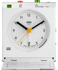 Braun BNC005WHWH Movimento actived despertador soneca - branco