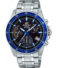 Casio EFV-540D-1A2VUEF Relógio de edifícios para homens