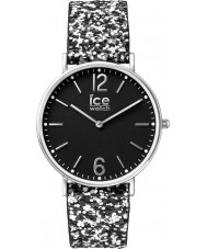 Ice-Watch 001431 As senhoras da cidade madame exclusiva dois tons pulseira de brilho da tela relógio
