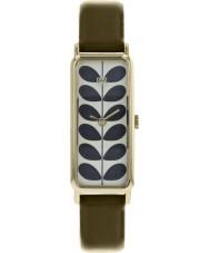 Orla Kiely OK2180 Relógio de caule das senhoras