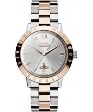 Vivienne Westwood VV152RSSL Relógio de senhorita Bloomsbury
