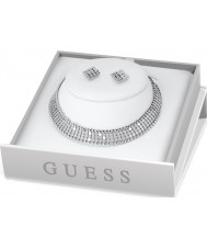Guess UBS84010 Ladies meia-noite glam necklace gift set