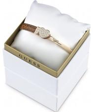 Guess UBS91310 Conjunto de caixa de pulseira chique das senhoras