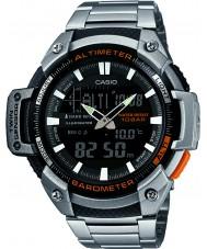 Casio SGW-450HD-1BER Mens altímetro núcleo de prata e barómetro relógio combi