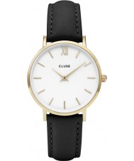 Cluse CL30019 relógio Ladies minuit