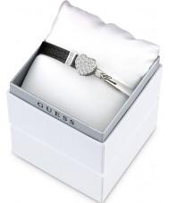 Guess UBS91307 cor das senhoras pulseira chique conjunto de caixa
