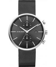 Jacob Jensen JJ626 Relógio linear masculino