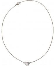 Edblad 31630011 Ladies asas divinas prata curto colar