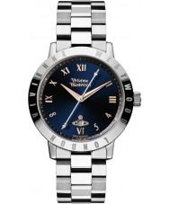 Vivienne Westwood VV152NVSL Relógio de senhorita Bloomsbury