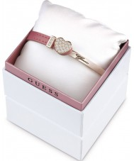 Guess UBS91311 Conjunto de caixa de pulseira chique das senhoras