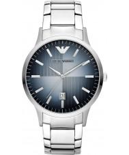 Emporio Armani AR2472 Mens Watch aço prata clássico