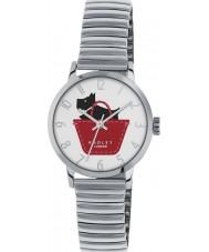Radley RY4219 Ladies esticar prata expansor de aço relógio