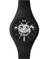 Ice-Watch 001445 Ice-fantasma exclusiva de silicone preta pulseira de relógio