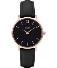 Cluse CL30022 relógio Ladies minuit