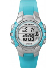 Timex T5K817 Crianças azul resina maratona pulseira de relógio