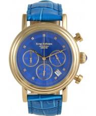 Krug-Baumen 150584DM mostrador azul-ouro empresa de diamantes